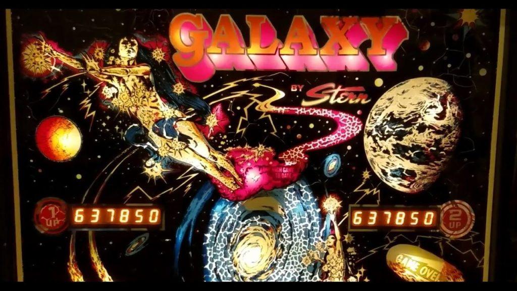 Galaxy - Stern - $1,600.00