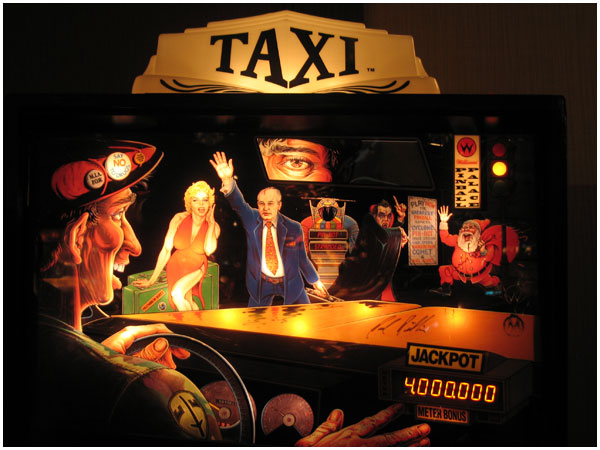 Taxi - Williams - $2,600.00