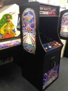 used stand up arcade model