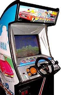 Out Run - Sega - $850.00