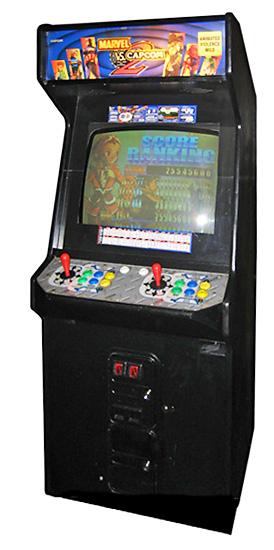 X-Men vs. Street Fighter - $950.00