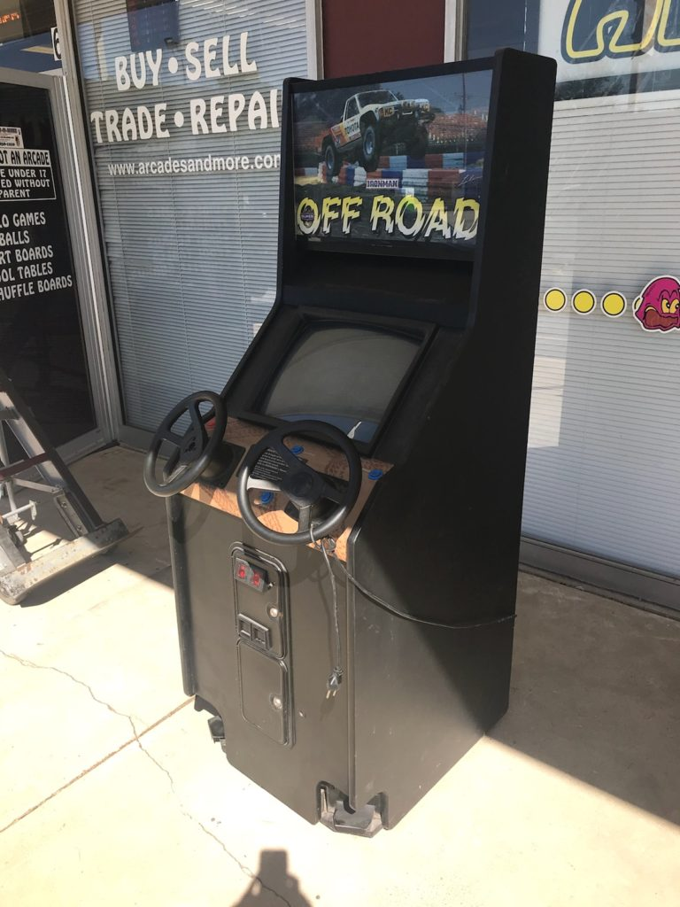Off Road 2 Player - $1,200.00