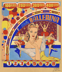 Ballerina 1948 Woodrail - Excellent Shape - $1,500.00