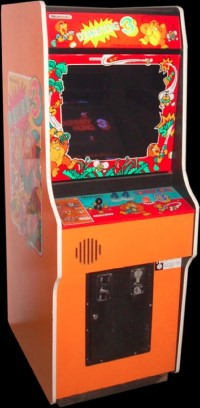 Donkey Kong 3 - $1,200.00 lots of new parts