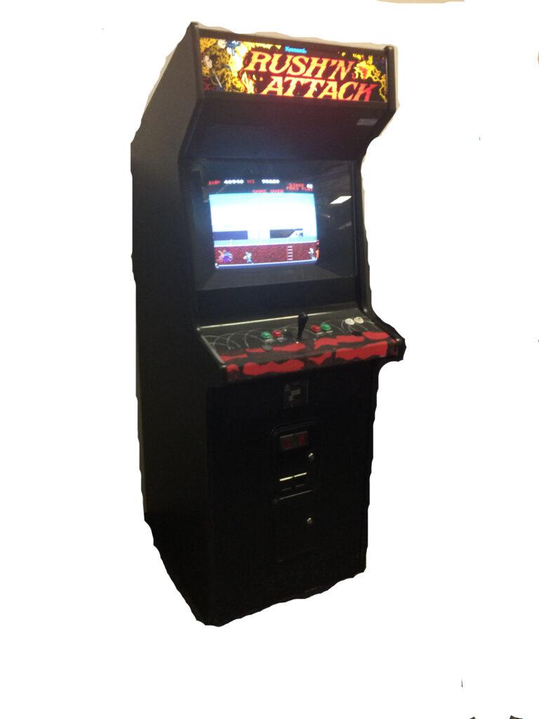 Rush N Attack - $850.00